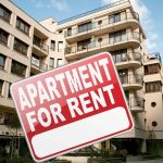 Tax payable by persons renting real estates